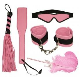 Розовый набор для любовных игр