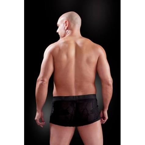 Ажурные боксеры с эластичным поясом