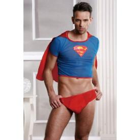 Костюм супермена